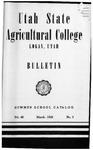 General Catalogue 1948, Summer