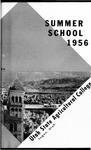 General Catalog 1956, Summer