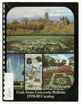General Catalog 1978-1980 by Utah State University