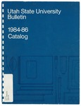 General Catalog 1984-1986