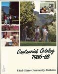 General Catalog 1986-1988 by Utah State University