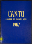 Canto 1967 by College of Eastern Utah