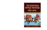 The Northern Navajo Frontier 1860-1900 by Robert S. Mcpherson