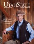 Utah State Magazine, Summer 2015 by Utah State University