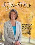 Utah State Magazine, Winter 2017 by Utah State University