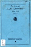 The U.A.C. Alumni Quarterly, Vol. 1 No. 3, February 1925