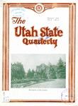 The Utah State Quarterly, Vol. 8 No. 3, February 1932
