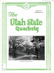 The Utah State Quarterly, Vol. 8 No. 4, May 1932