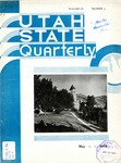 Utah State Quarterly, Vol. 9 No. 4, May 1933