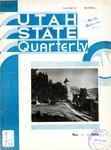 Utah State Quarterly, Vol. 9 No. 4, May 1933