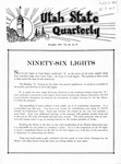 The Utah State Quarterly, Vol. 11 No. 2, December 1934