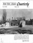 Utah State Alumni Quarterly, Vol. 18 No. 3, March 1941