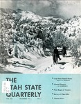 The Utah State Quarterly, Vol. 19 No. 1, December 1941