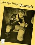 The Utah State Alumni Quarterly, Vol. 21 No. 1, October 1943