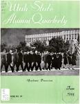 The Utah State Alumni Quarterly, Vol. 21 No. 4, June 1944