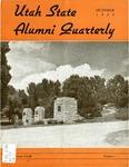 The Utah State Alumni Quarterly, Vol. 22 No. 1, October 1944