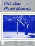 The Utah State Alumni Quarterly, Vol. 22 No. 2, December 1944