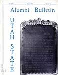 The Utah State Alumni Bulletin, Vol. 23 No. 4, August 1946