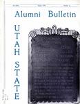 The Utah State Alumni Bulletin, Vol. 23 No. 4, August 1946