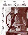 The Utah State Alumni Quarterly, Vol. 24 No. 1, November 1946