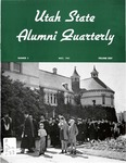 The Utah State Alumni Quarterly, Vol. 24 No. 3, May 1947