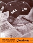The Utah State Alumni Quarterly, Vol. 25 No. 4, September 1948 by Utah State University